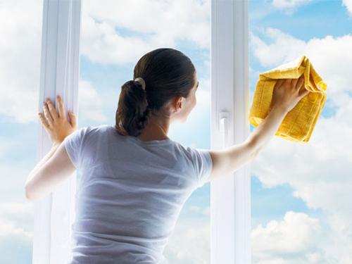 玻璃清潔與保養