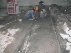 地下车库沉降缝堵漏